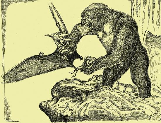 King Kong par didgiv